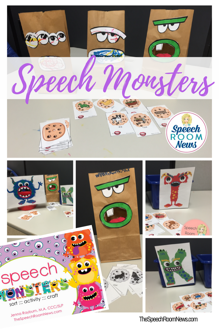 Speech Monsters