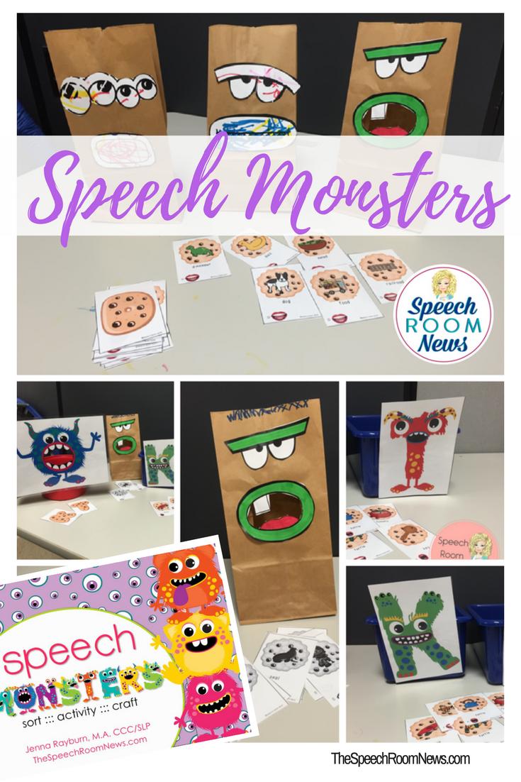 Speech Monsters