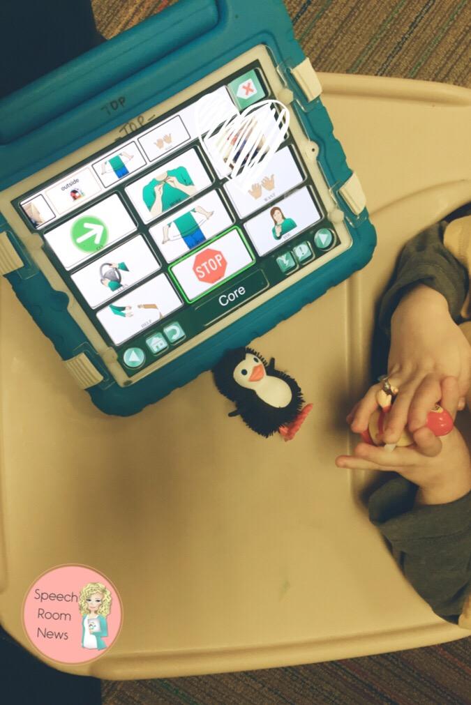 KeyGuard for AAC on iPad