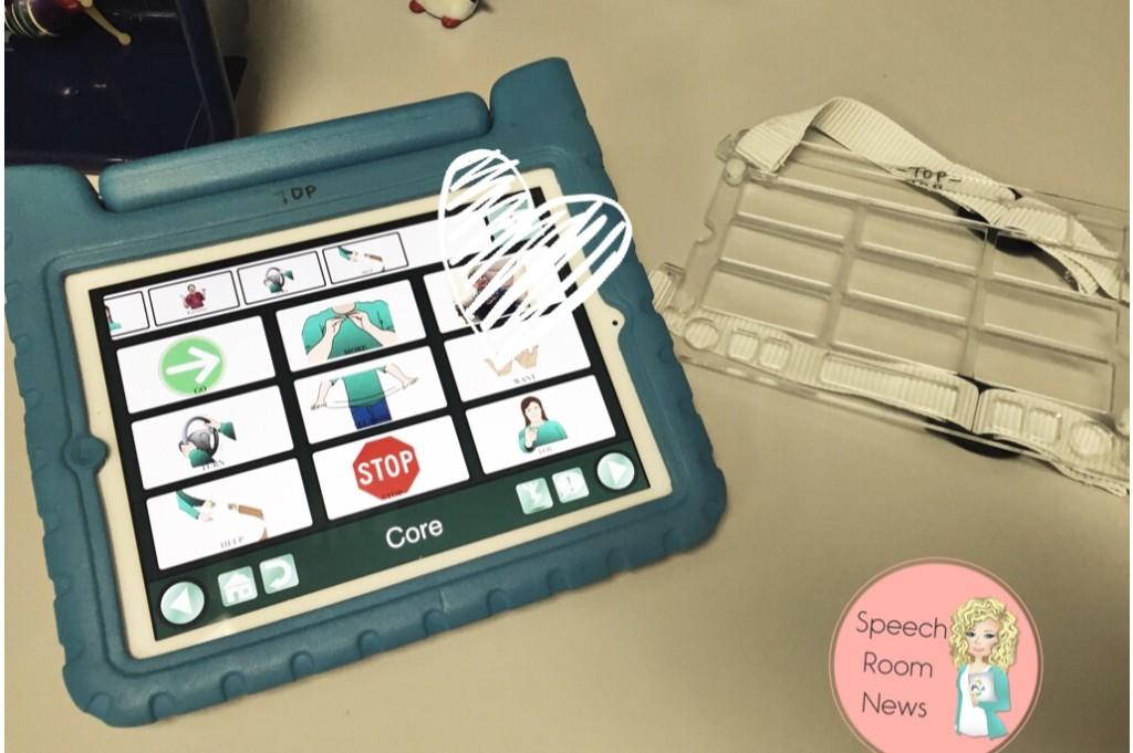 KeyGuard for AAC on iPad2