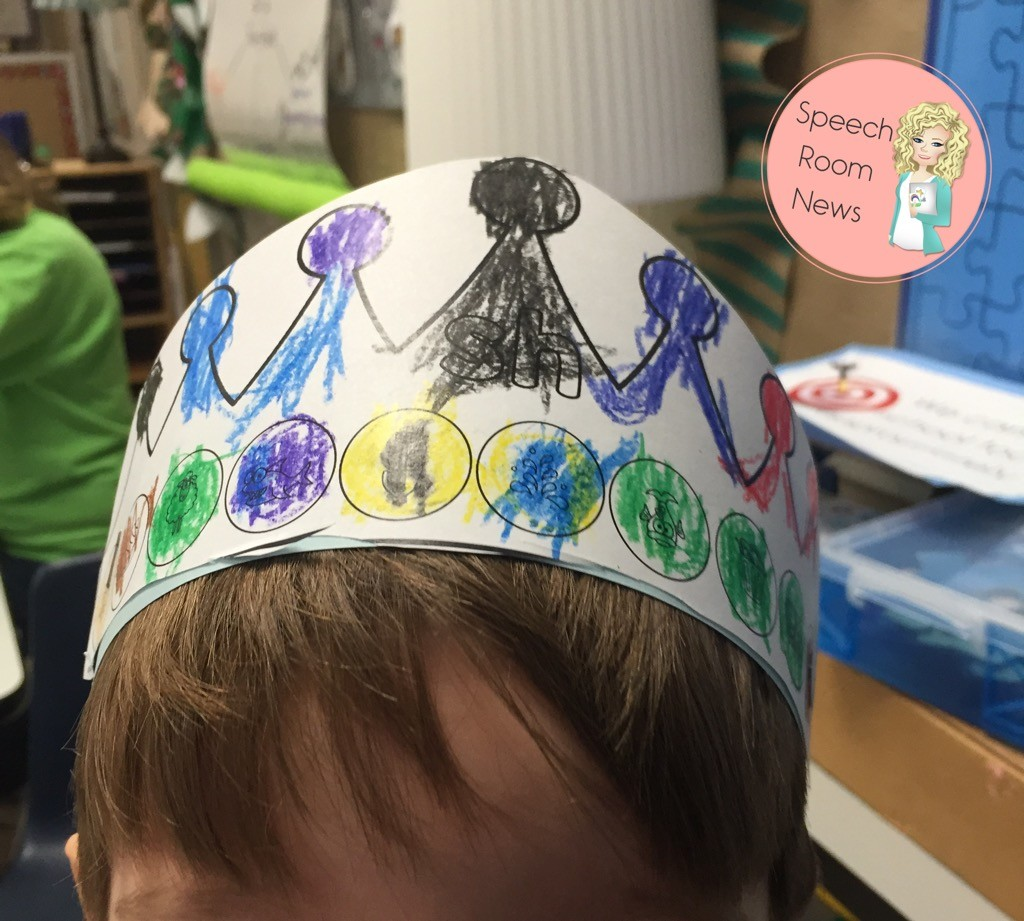 Sound Crowns for Articulation