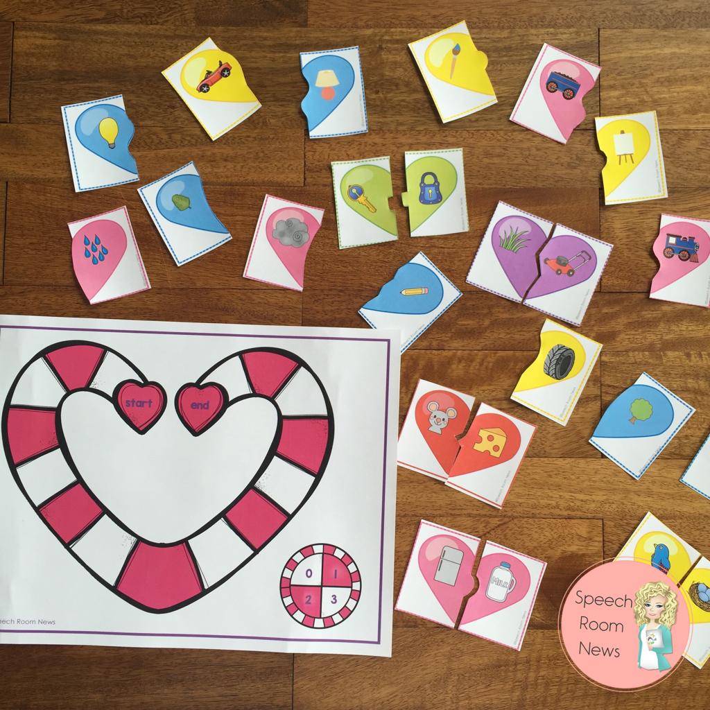 Hearts & Dots!