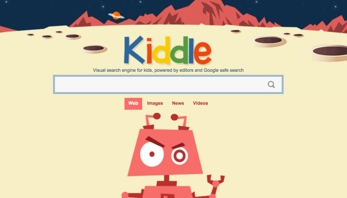 Kid-Safe Online Searching