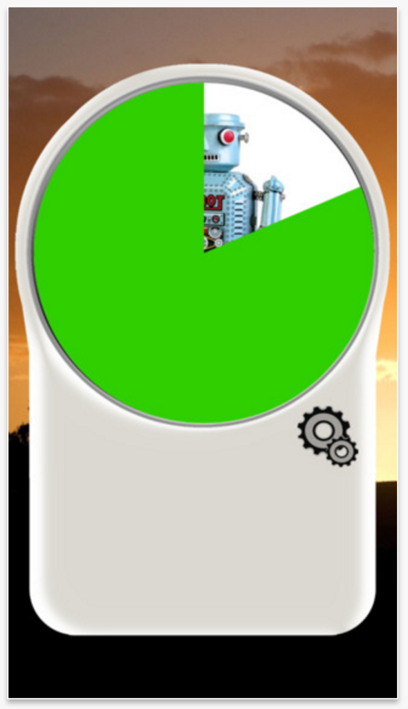 Children's Countdown Timer App