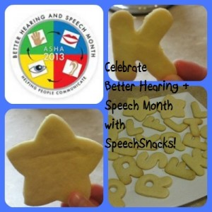 Speech Snacks for BHSM