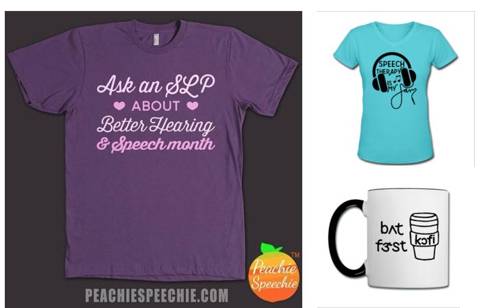 Peachie Speechie SLP Gear