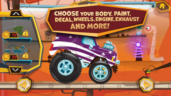 Build a Truck App
