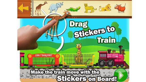 Clicky Sticky Trains