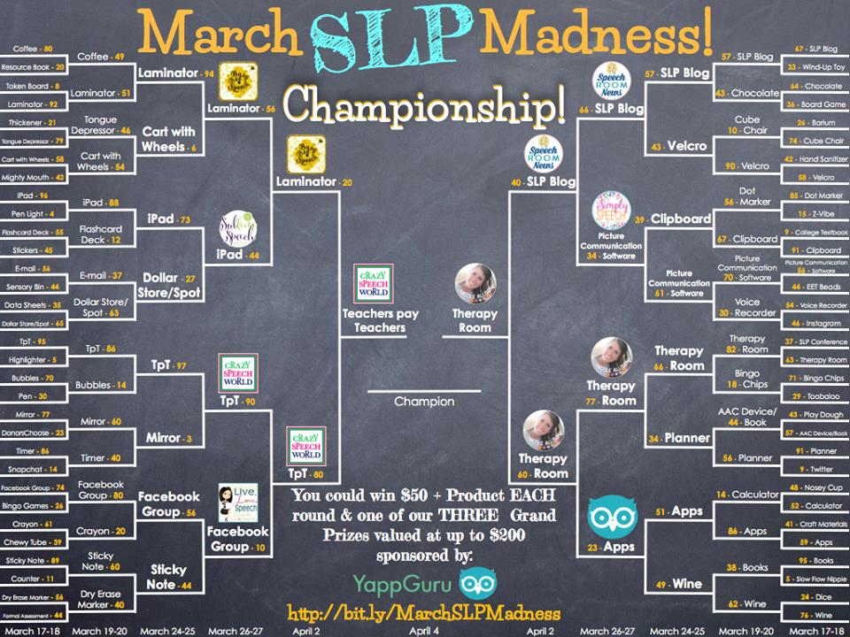 SLP March Madness Championship
