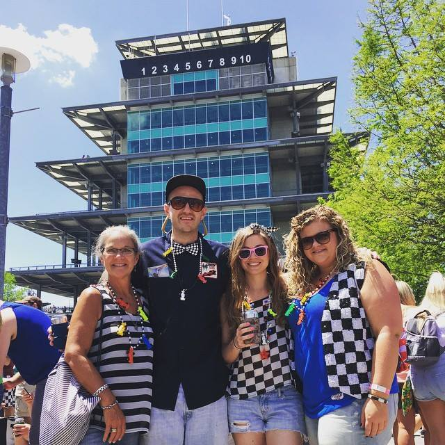 Indy 500 Fashion