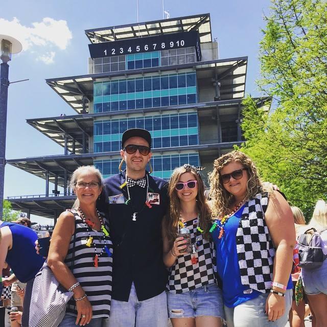 Indy 500 Fashion