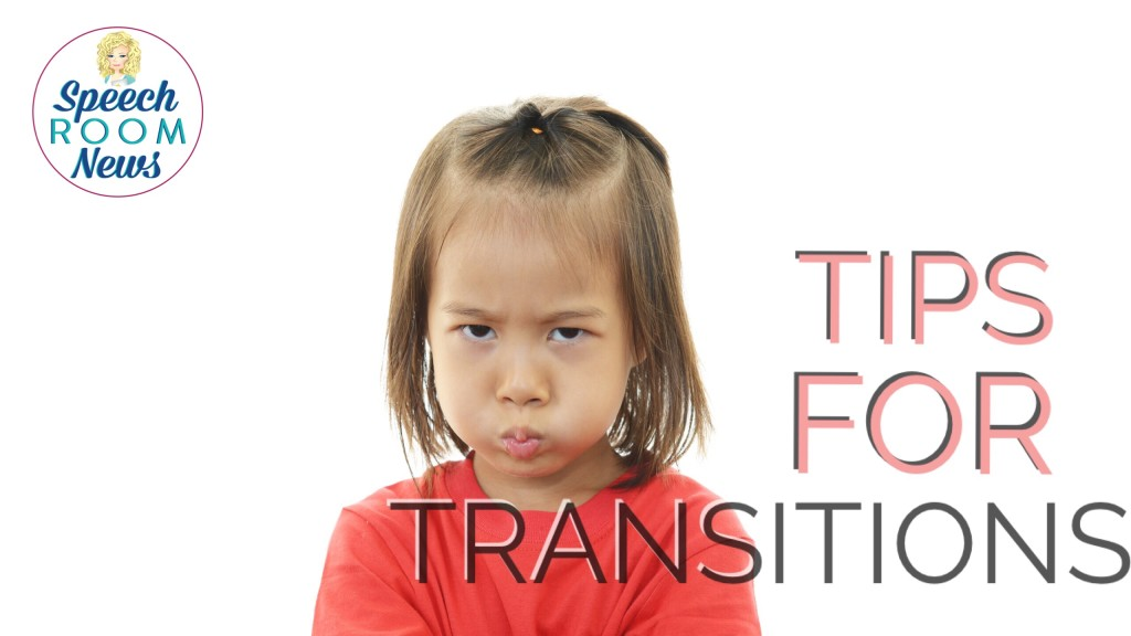 Tips for Transitions