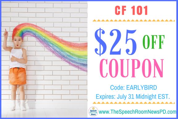CF 101 coupon