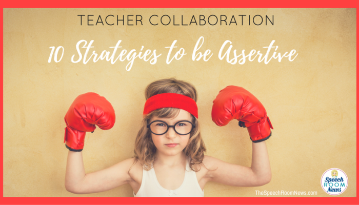Collaborating:  Assertive Statements