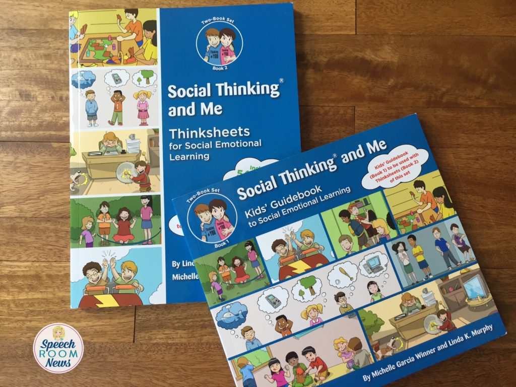 Social Thinking and Me (Product Review)