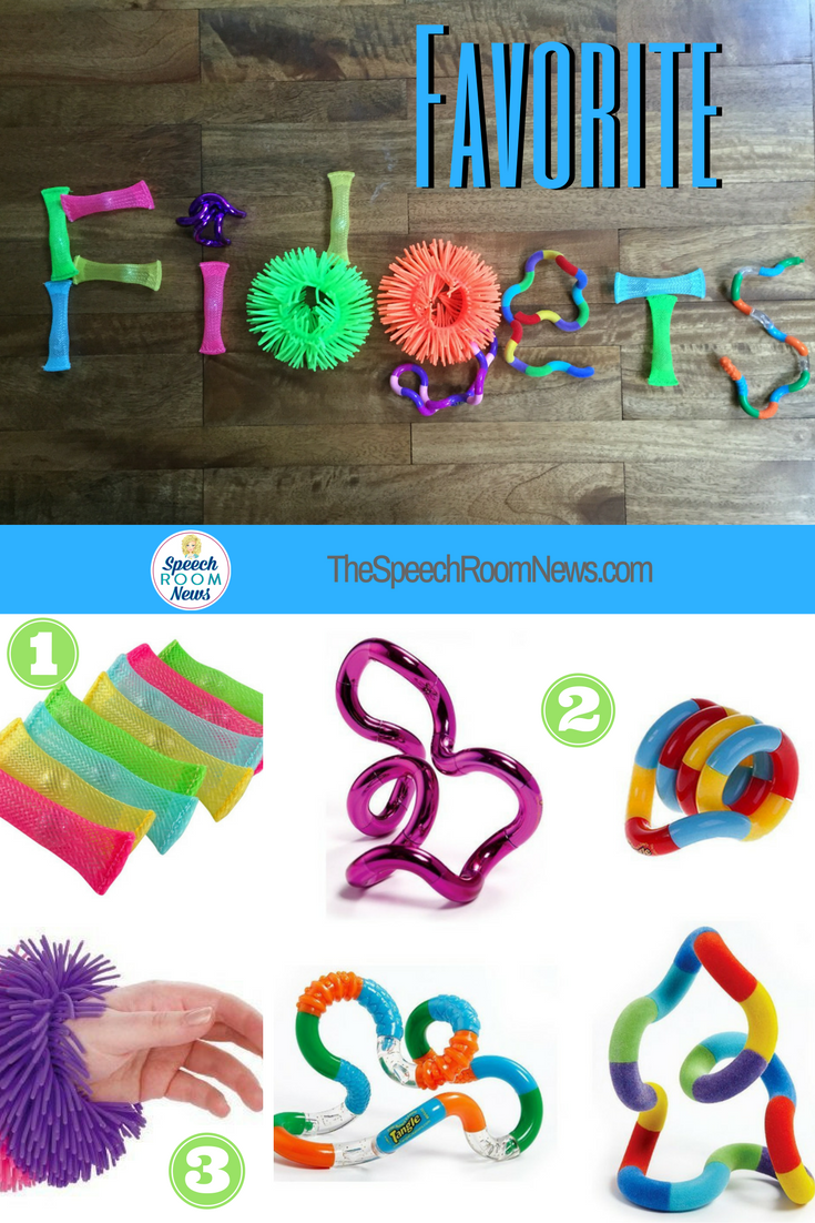 Fidget Toys For Adhd Students : Favorite sensory fidgets speech room news
