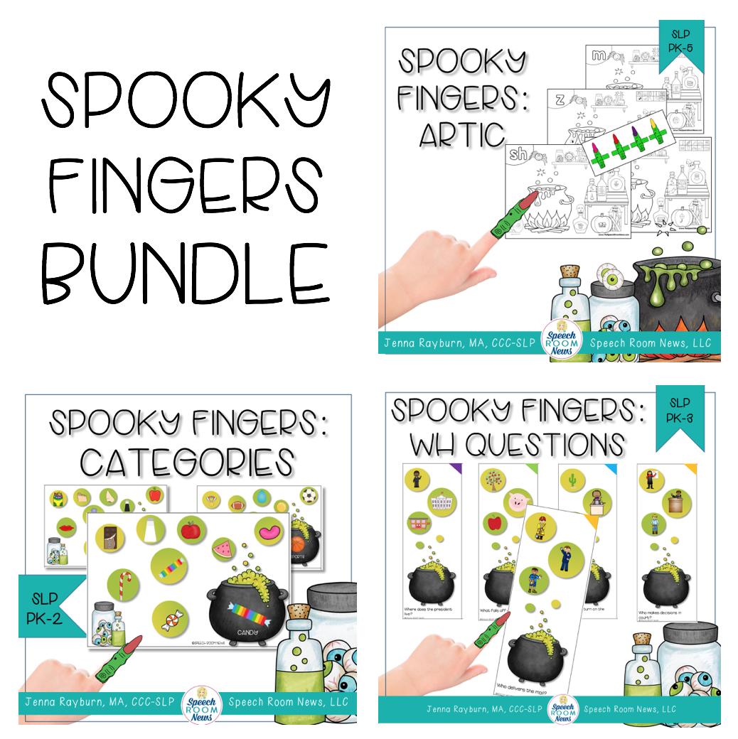 Spooky Fingers Bundle