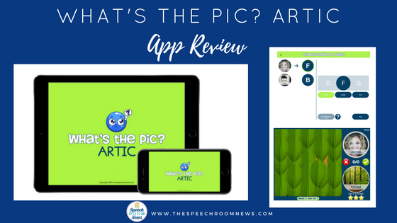 What's the Pic? Artic App Review