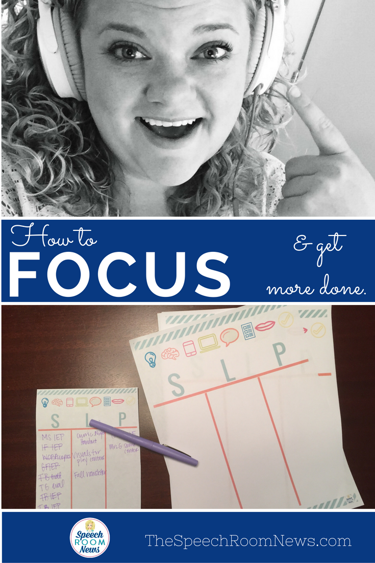How to Focus and Get More Done