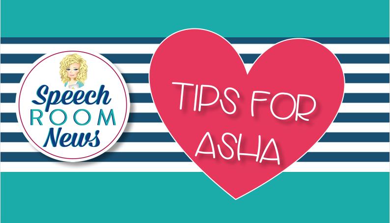 Tips for ASHA