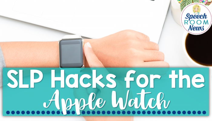SLP Hacks for the Apple Watch