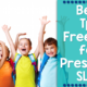 Best TpT Freebies for Preschool SLPs