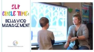 Behavior Management Behavior