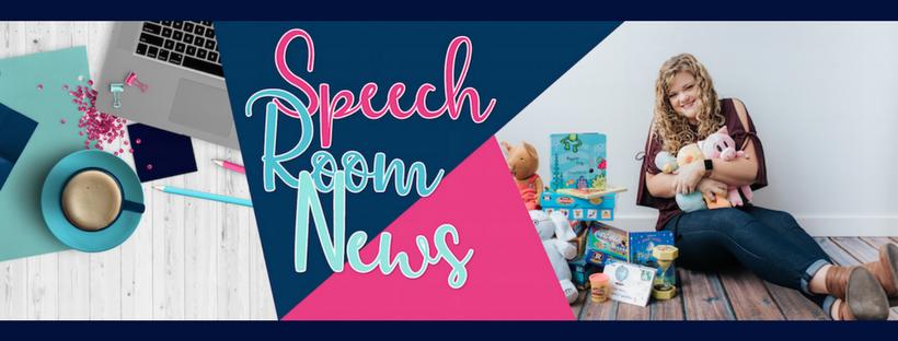 Speech Room News