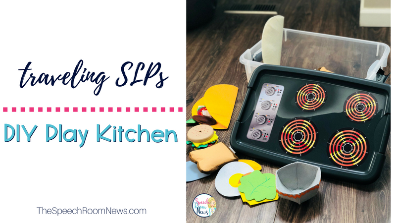 Traveling SLPs: DIY Kitchen