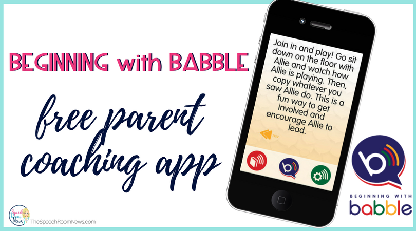 Babble: Free Parent Coaching App for Communication