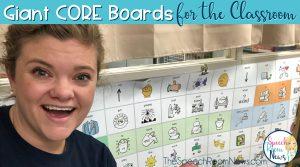 classroom CORE boards