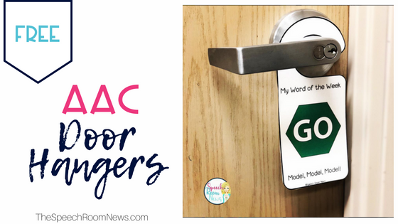 AAC CORE Door Hangers