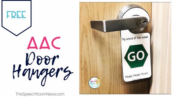 AAC CORE Door Hangers