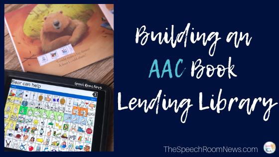 Building an AAC Book Lending Library