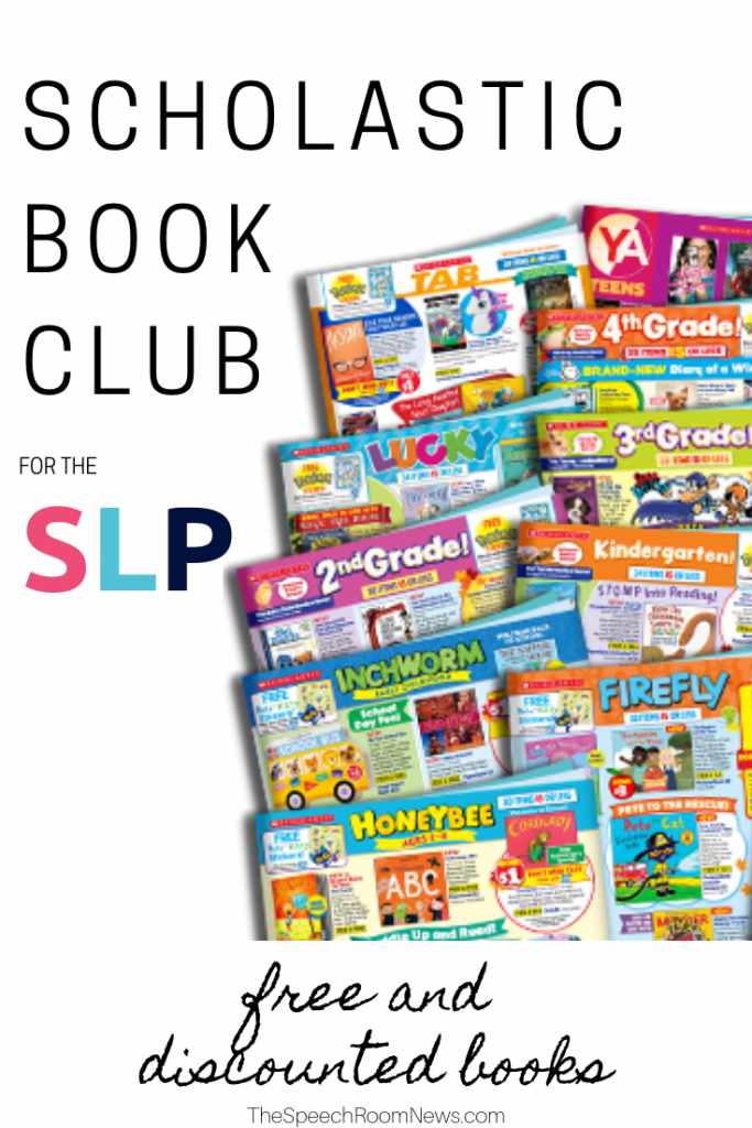 scholastic free book $25 or more