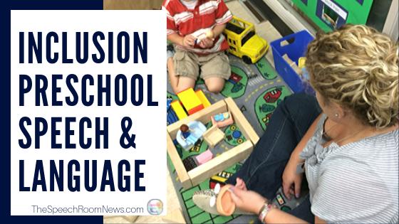 Photo of Inclusive speech therapy in kindergarten