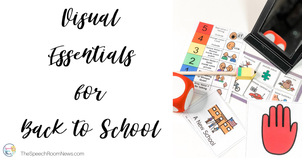 Photo of Five essential visuals for back to school