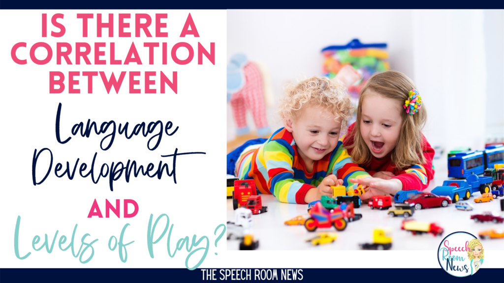 language development and play